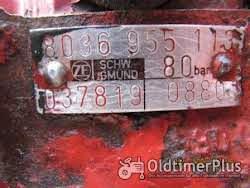 Deutz 90 Iveco Ersatzteile Lenkgetriebe/Unterfahrschutz Foto 3