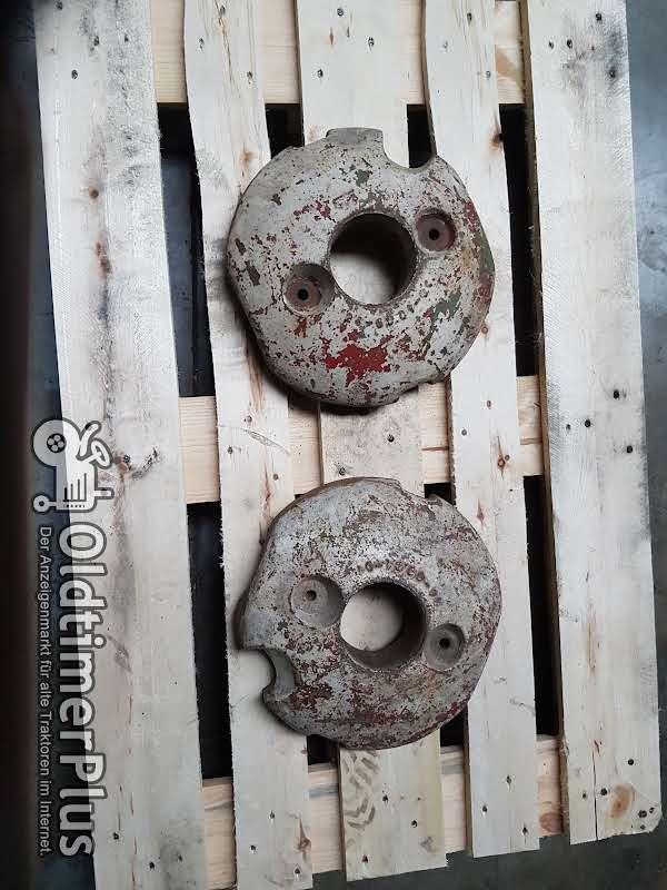 Bautz Gewichte Foto 1