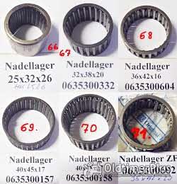 ZF Getriebe, Allradachse, Lenkung Foto 3