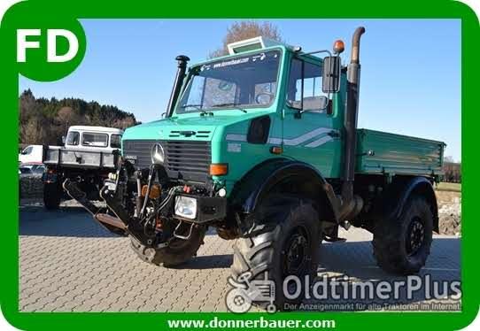 Mercedes Suche Agrar Unimog U1000,1200,1400,1600,1800,2100,2400, U400, U500 Foto 1