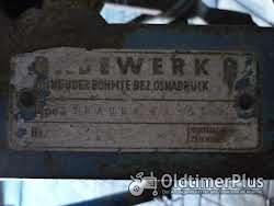 Rabe 3-Schar Pflug Foto 3