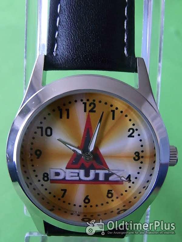 Deutz Zeichen Armbanduhr Foto 1