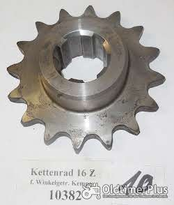 Kemper, Miststreuer, Stalldungstreuer, Dungstreuer, Ersatzteile, Kratzbodenkette, Foto 10