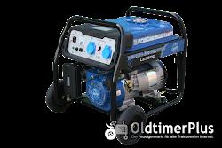 Benzin Stromerzeuger LZ3500 2,8 KW Generator Neuware Foto 4
