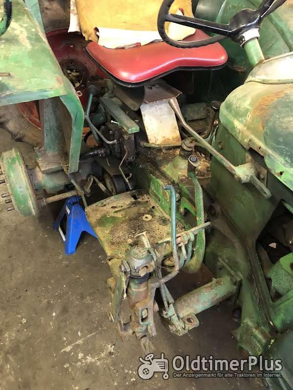 Deutz D30 Schlachte D30 wegen Motorschaden Foto 1