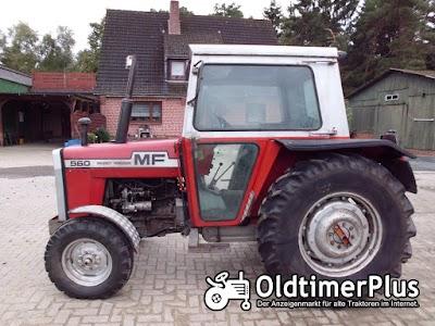 Ferguson MF560