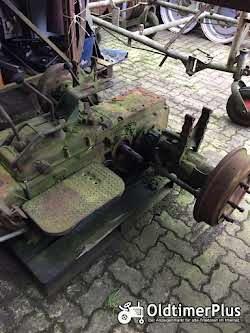Deutz Getriebe, Schaltgetriebe für  D40.1S Foto 4