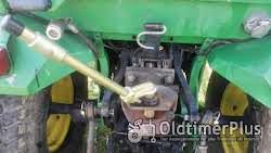 John Deere 955 Komunaltraktor Foto 2
