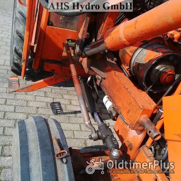 Calzoni Rcd Lenkung Hydraulische Lenkung Renault Traktoren ORIGINAL RIVA CALZONI Direction Hydraulique Renault Agri. Foto 1