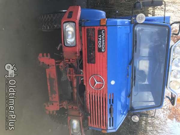 Mercedes Unimog U1700 Foto 1