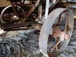 LANZ Lanzknecht N200 dreschmaschine Foto 10