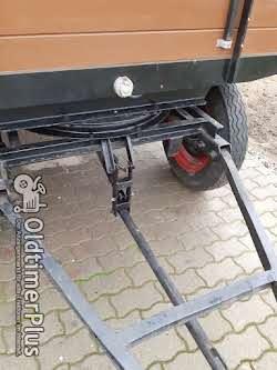 Lemke Auflaufgebremster Anhänger E 3