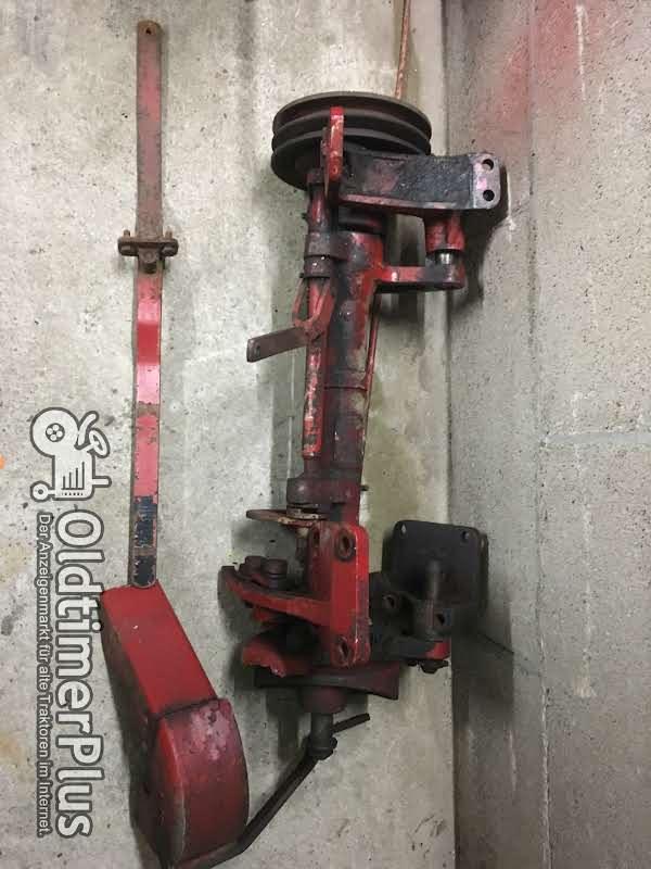 Fahr D130 Mähwerksantrieb Foto 1