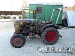 Fendt Fendt Dieselross F 15 G in Original Oldtimer in Original Patina. foto 5