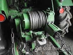 Deutz F3l514  6NSK mit SW4 Schlang und Reichart 5 t Seilwinde und Bergstütze Foto 3