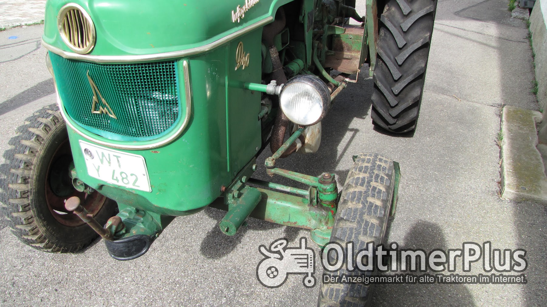 Deutz D40.2 Dreizylinder photo 2