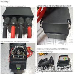 12 volt Seilwinde 5,9 to 2 Gänge | 7 PS Series Wound Motor Foto 2
