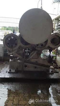 Blechschneide Maschine 1927 Foto 6