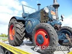 Transporte Überführungen Rückholdienst Einzeltransporte Eiltransport Trecker Traktor Eicher Foto 12