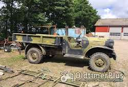 DODGE POWER WAGON Projekt