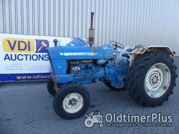 Ford 5000 Foto 1