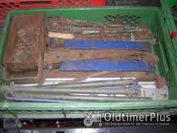 Werkzeug, Ersatzteile, Zubehör, hist. Haushaltsgeräte usw. Foto 2