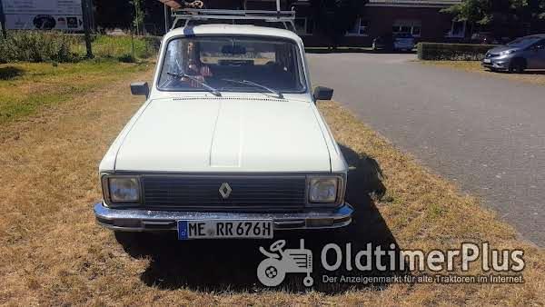 Renault R 6 TL mit H Kennzeichen Foto 1