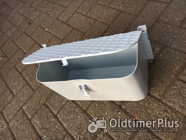 Deutz 8005-9005 Deutz8005-9005 werkzeugkiste , aus alte  lagerbestand , Foto 1