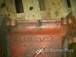 Deutz D25.1S, F2L612/x Getriebehalbschalen Foto 3