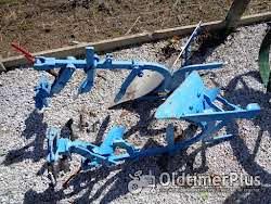 Handlift - Hefinrichting & Ploeg Voor Oldtimer Tractor Foto 4
