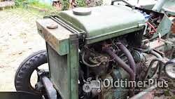 Bautz AS 120 mit Mähwerk und Transportkiste Foto 6