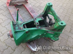 Deutz F2L612/x; D25.1 Kupplungsglocke mit Vorschaltgetriebe Foto 2