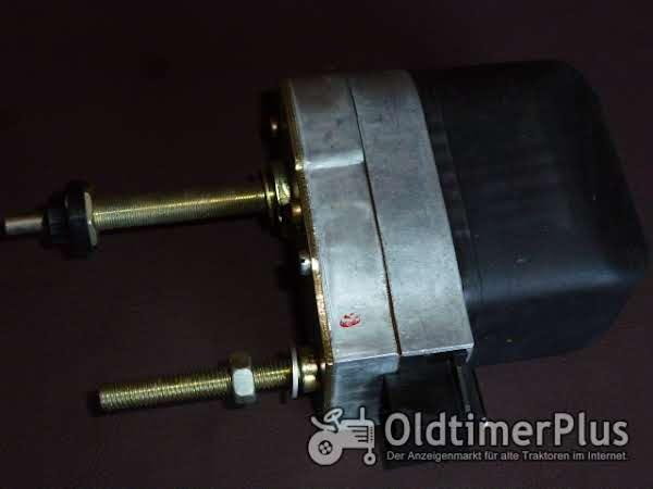 Bosch 0390616504 Wischermotor Foto 1