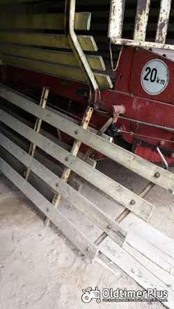 Bautz Ladewagen Bautz Autonom mit Aufbauten Foto 4