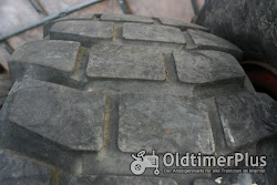 Unimog 13.00 R20 14.75/80 R20 Michelin Pilote XL Foto 5