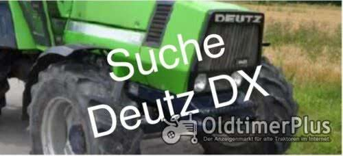 Deutz DX ab 80 PS Foto 1