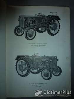 Ersatzteil-Katalog IH Mc Cormick D 324 Standard Foto 2