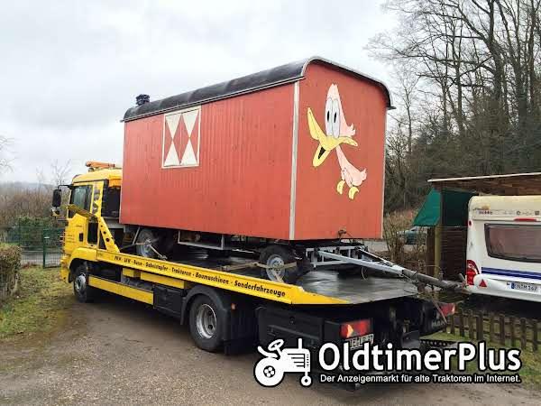 Bauwagentransporte,Bauwagen,Transbaer-Viersen Foto 1