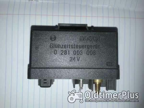 Deutz Bosch Gluhzeitsteuergerat  Bosch  0282003008 Foto 1