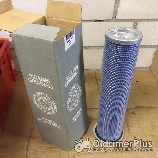 Deutz Luftfilter Sicherheitspatrone Foto 1