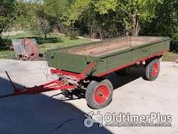 Anhänger-Köstner Ackerwagen Foto 2