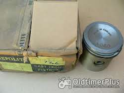 Allis Chalmers Tractor pistons Foto 5