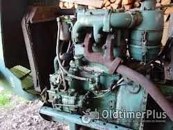 MAN -Schlepper Traktor 25 PS Sehr guter Originalzustand mit passendem Anhänger Foto 6