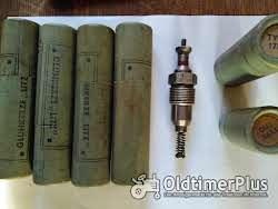 Hanomag D52 D85 Glühkerze W171 hanomag D52 D85 gloeibougie merk Litz
