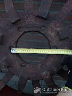 Deutz 36 inch  velgen Speichenräder Foto 7