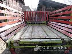 Claas Anhänger 2,7 t Foto 3