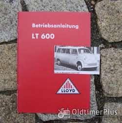 Betriebsanleitung Barkas Framo V901 /2 Kleinlieferwagen 1960 Foto 9