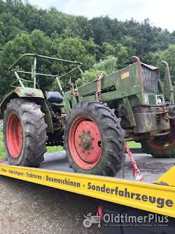 Schleppertransporte bis 5,0to. z.b. Deutz Fendt Ursus Pampa Dieselross MAN Foto 3