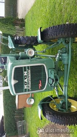 MAN Zugmaschine Ackerschlepper B18A Foto 2