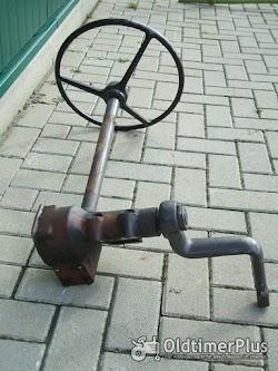 Fendt 100 Serie Lenkgetriebe Foto 2